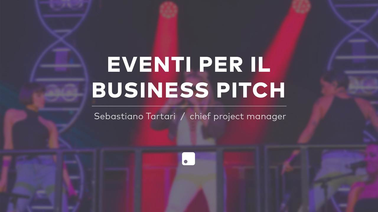 Eventi per il business pitch