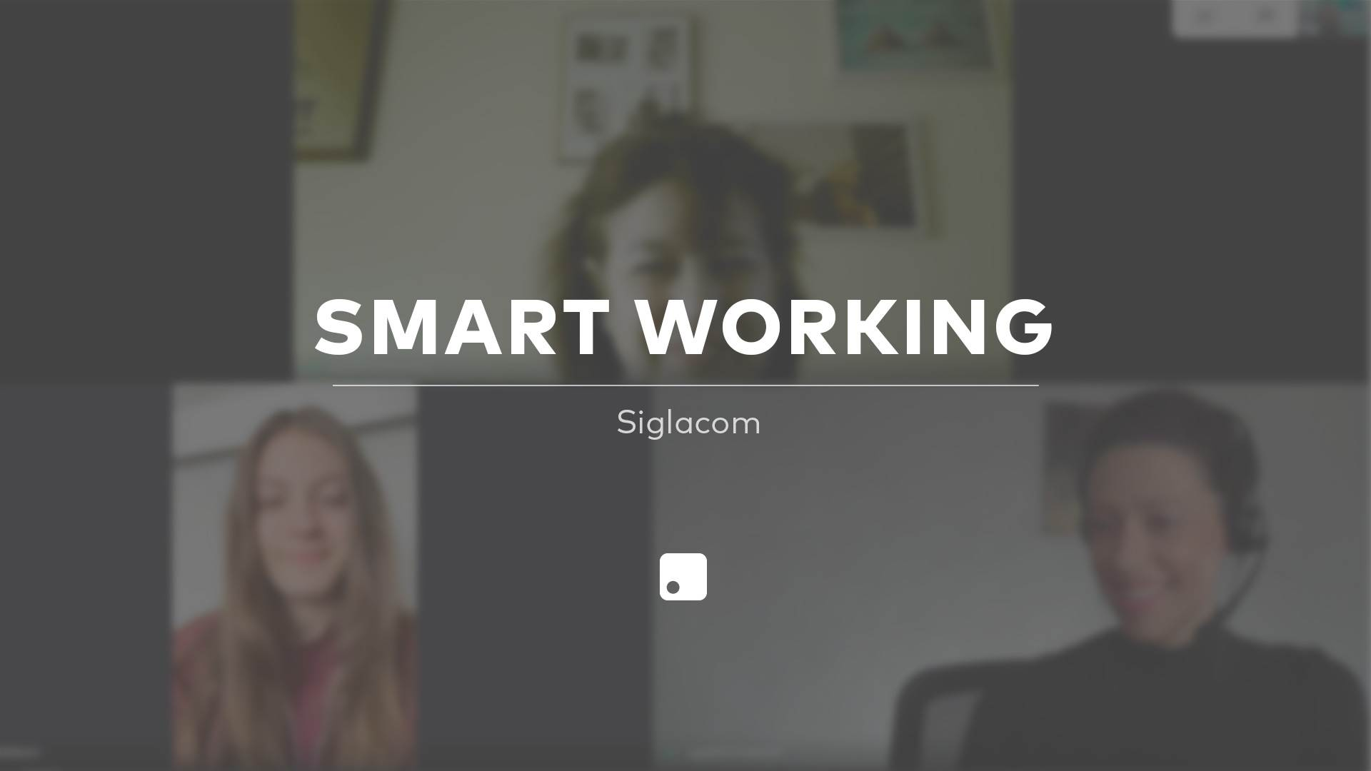 Smart Working consulting