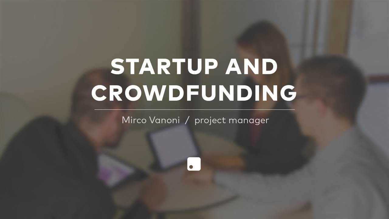 Start-up and Crowdfunding