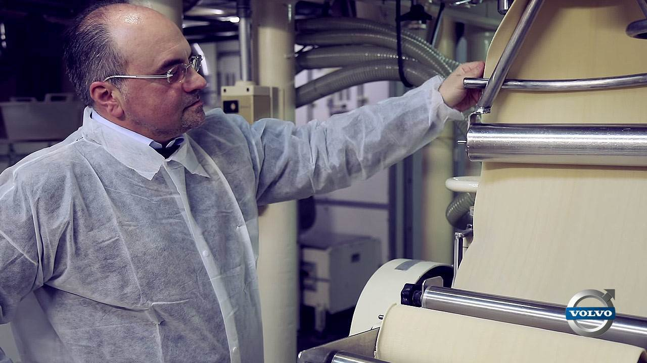 Volvo Italia <br>Giuseppe and the secret of pasta