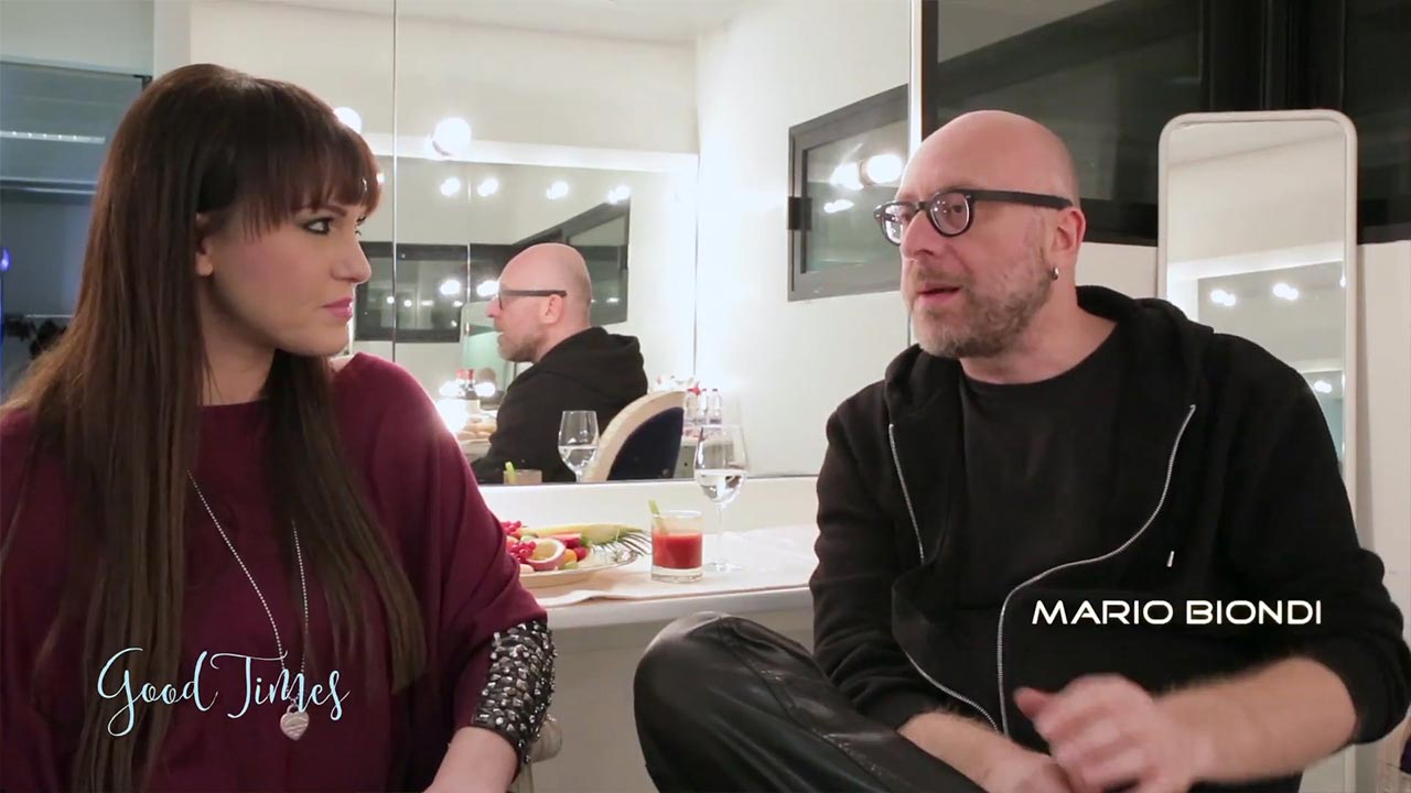Good Times TV Intervista a Mario Biondi