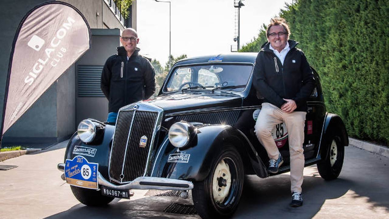 Siglacom team <br>Grand Prix Nuvolari