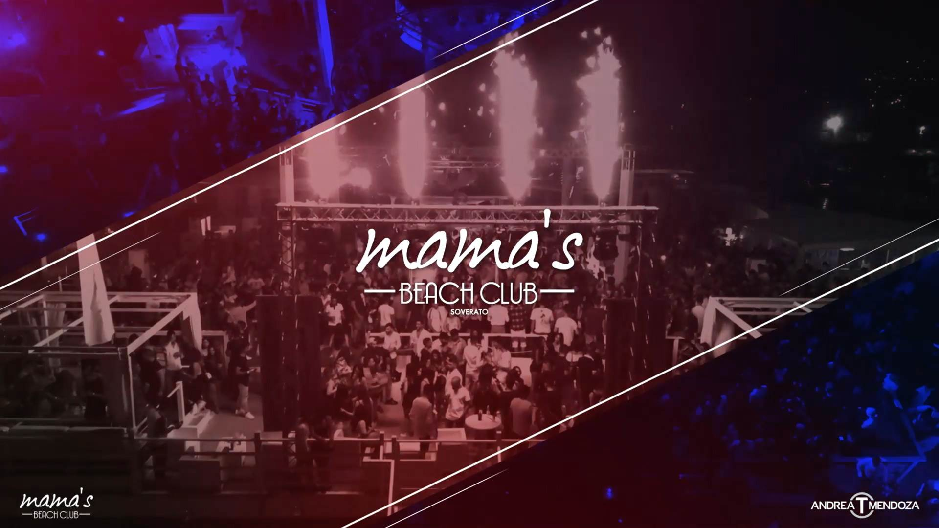 Andrea T Mendoza Keep on Dancing, Mama's Beach Club Summer 2019