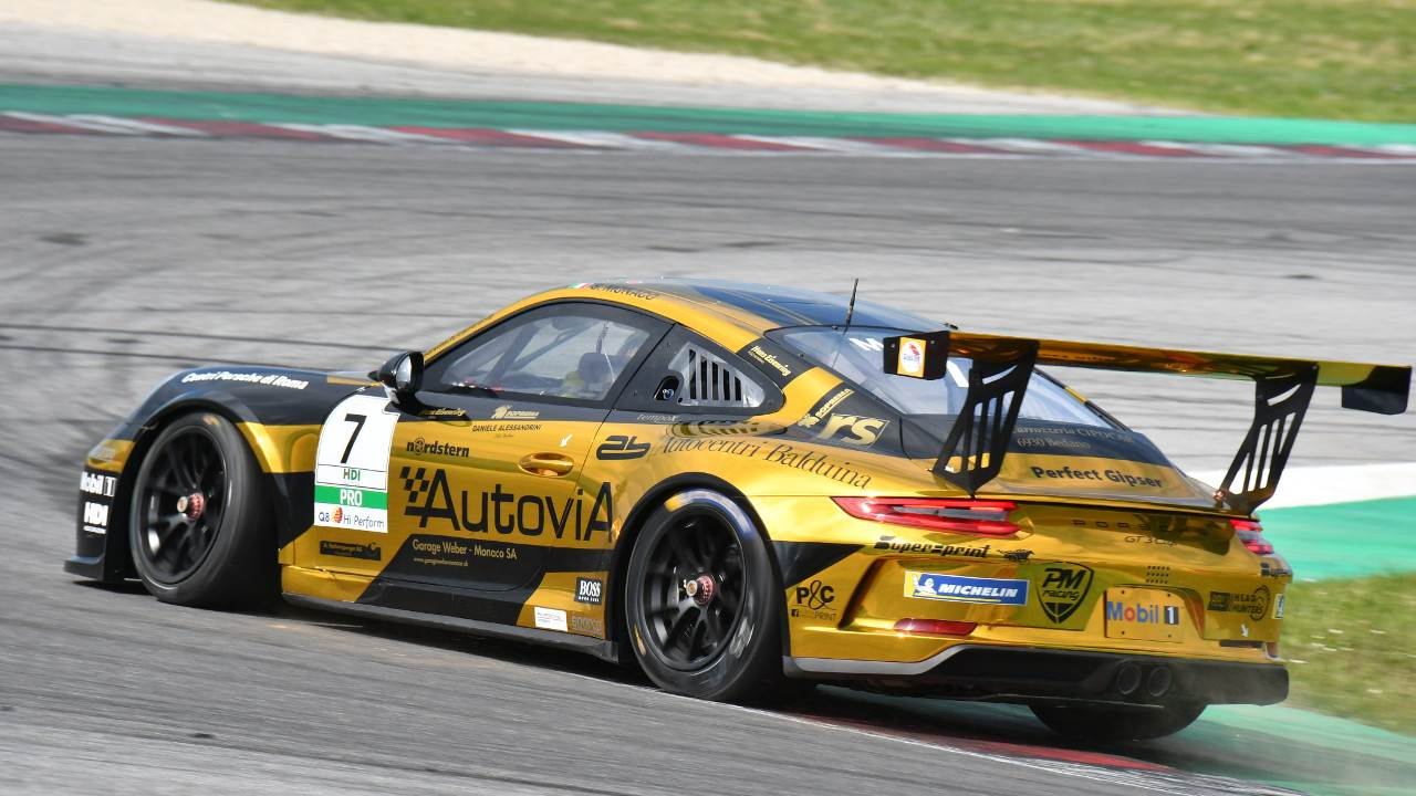 Supersprint <br>Porsche Carrera Cup