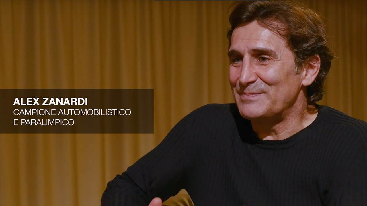 Mantua Sport Network<br>A dinner with Alex Zanardi