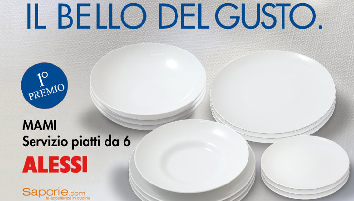 Social engagement for Alessi and Saporie.com