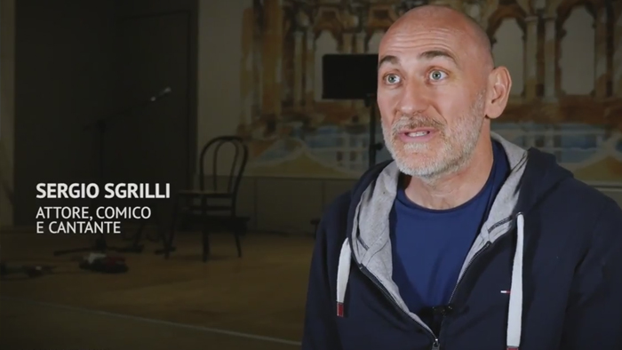 Disanima Piano & Sergio Sgrilli: Reportage evento e video interviste