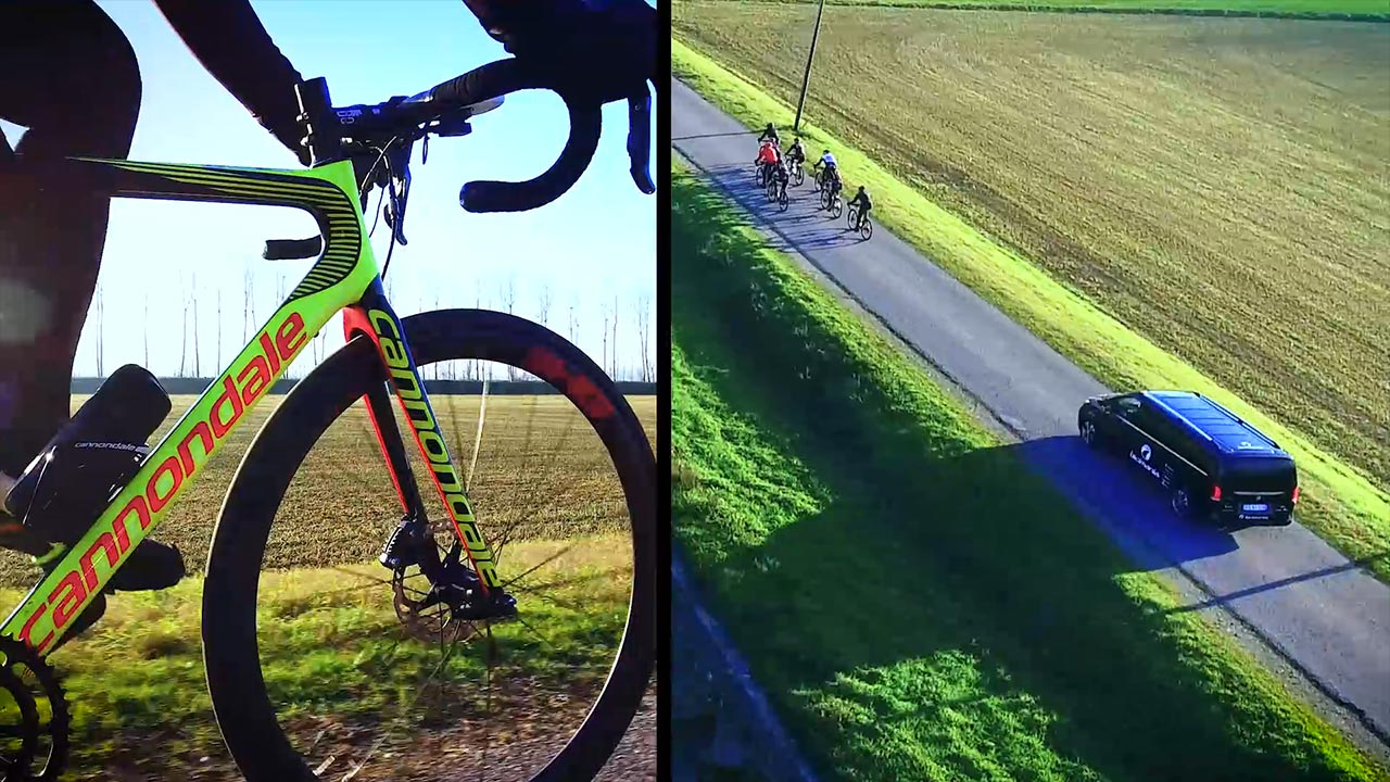 Biked <br>A Cannondale Experience