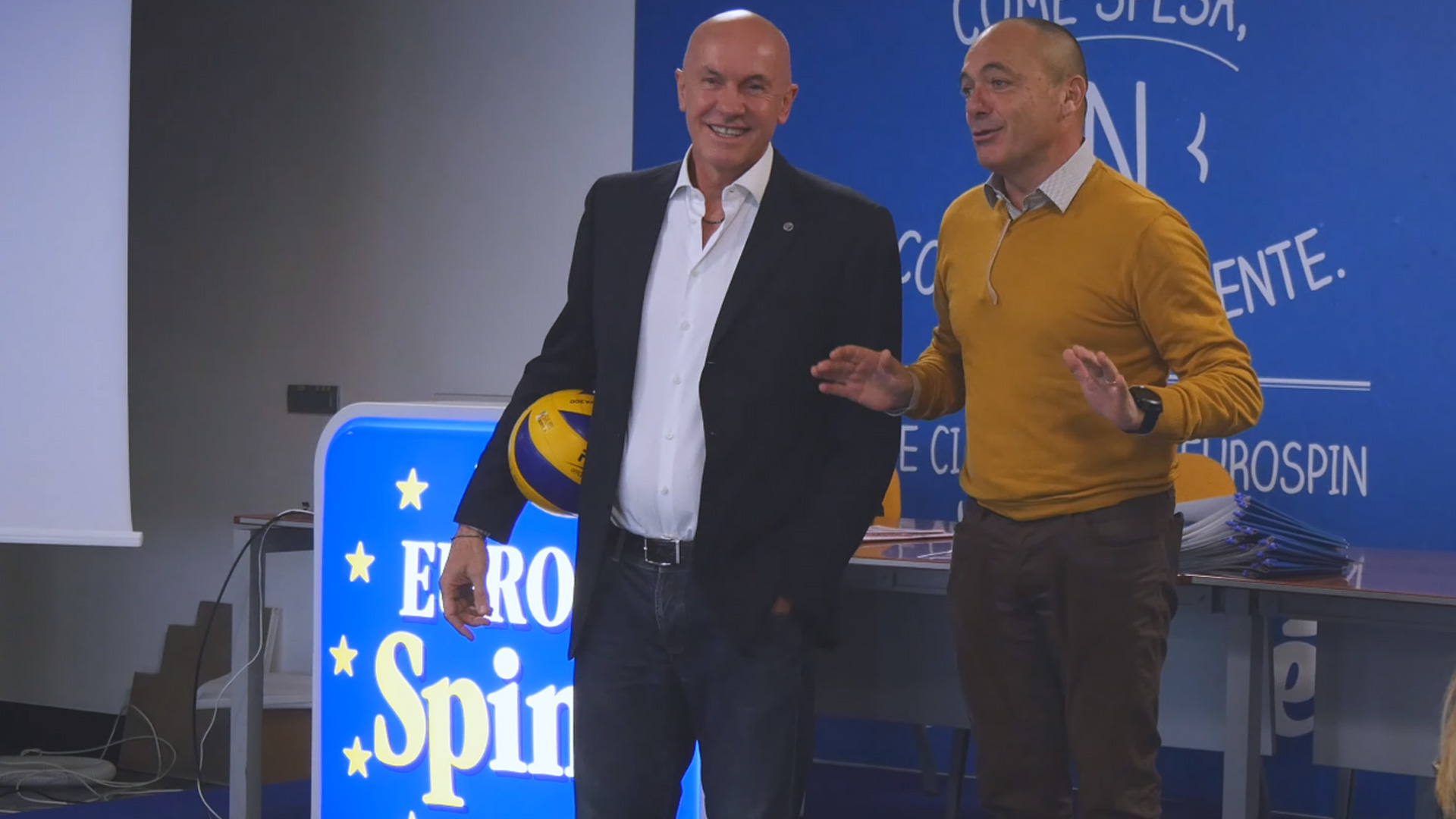 Franco Bertoli <br>Progetto Performance Eurospin