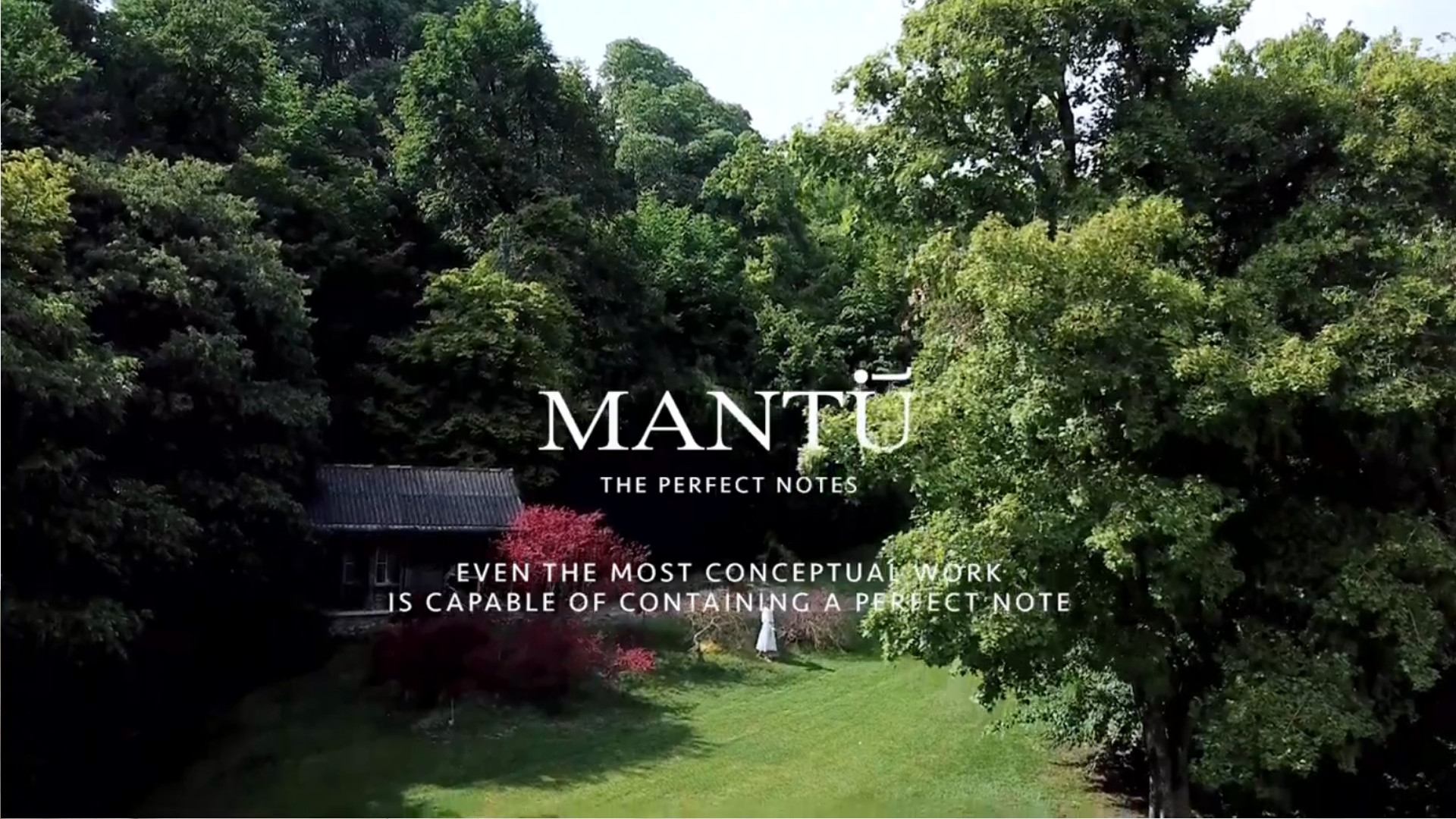 Mantù <br>The Perfect Notes