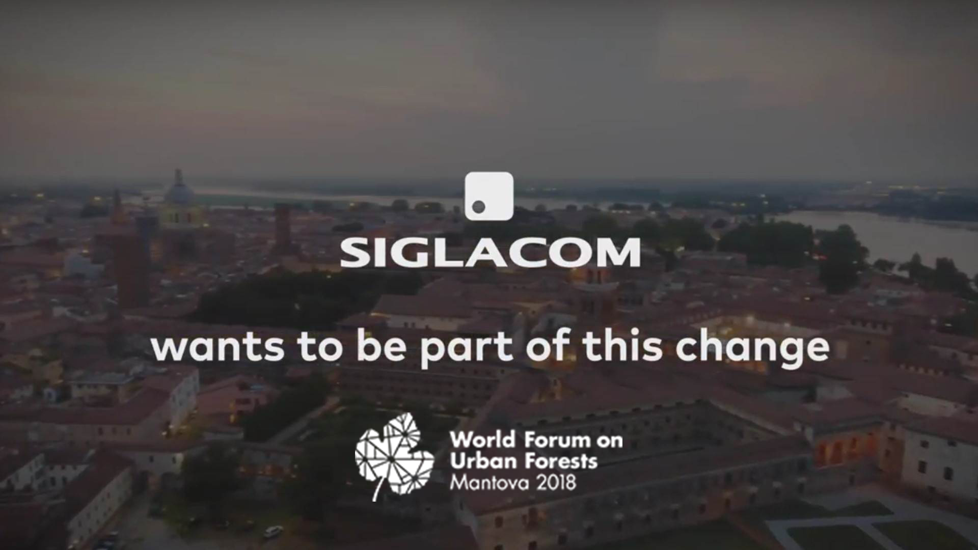 Siglacom<br> Strategic Partner WFUF 2018 Mantova